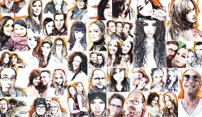 Faces of Dessau