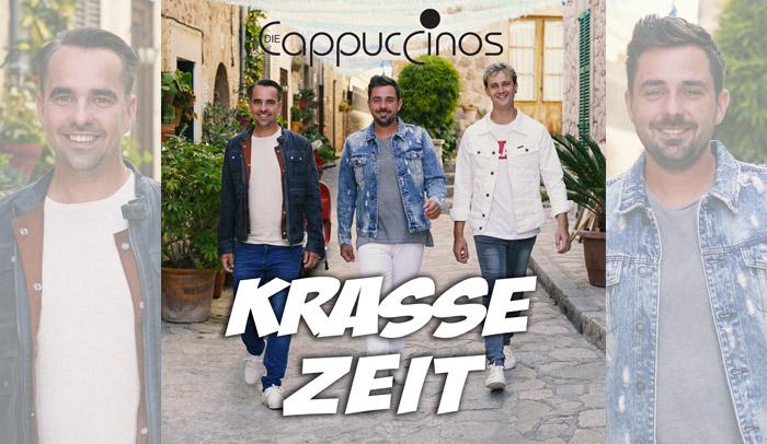 Die Cappuccinos Krasse Zeit