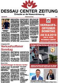 Dessau Center Zeitung
